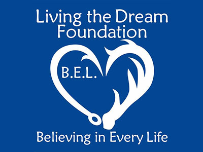 Living The Dream Foundation, a partner of CAYA - Come As You Are
