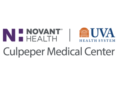 Novant Health, UVA Health System, Culpeper Medical Center, a partner of CAYA - Come As You Are