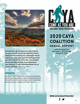 CAYA Annual Report 2020
